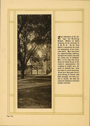 Page 11, 1922 Edition, University of Northern Iowa - Old Gold Yearbook (Cedar Falls, IA) online yearbook collection