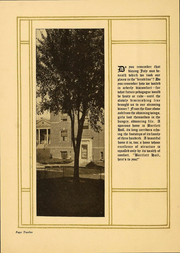 Page 13, 1922 Edition, University of Northern Iowa - Old Gold Yearbook (Cedar Falls, IA) online yearbook collection
