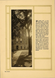 Page 17, 1922 Edition, University of Northern Iowa - Old Gold Yearbook (Cedar Falls, IA) online yearbook collection