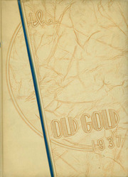 Page 1, 1937 Edition, University of Northern Iowa - Old Gold Yearbook (Cedar Falls, IA) online yearbook collection