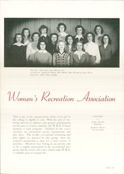 Page 164, 1946 Edition, University of Northern Iowa - Old Gold Yearbook (Cedar Falls, IA) online yearbook collection