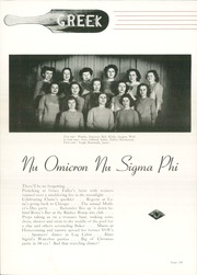 Page 170, 1946 Edition, University of Northern Iowa - Old Gold Yearbook (Cedar Falls, IA) online yearbook collection
