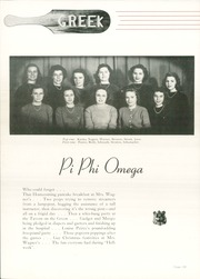 Page 172, 1946 Edition, University of Northern Iowa - Old Gold Yearbook (Cedar Falls, IA) online yearbook collection