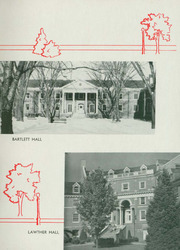 Page 17, 1951 Edition, University of Northern Iowa - Old Gold Yearbook (Cedar Falls, IA) online yearbook collection