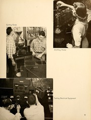 Page 13, 1955 Edition, University of Northern Iowa - Old Gold Yearbook (Cedar Falls, IA) online yearbook collection