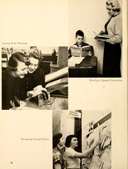 Page 14, 1955 Edition, University of Northern Iowa - Old Gold Yearbook (Cedar Falls, IA) online yearbook collection