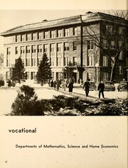 Page 16, 1955 Edition, University of Northern Iowa - Old Gold Yearbook (Cedar Falls, IA) online yearbook collection
