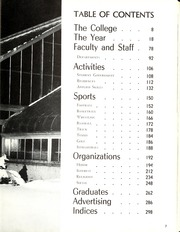 Page 11, 1956 Edition, University of Northern Iowa - Old Gold Yearbook (Cedar Falls, IA) online yearbook collection