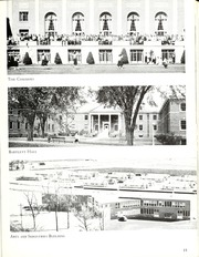 Page 15, 1956 Edition, University of Northern Iowa - Old Gold Yearbook (Cedar Falls, IA) online yearbook collection