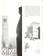 Page 17, 1956 Edition, University of Northern Iowa - Old Gold Yearbook (Cedar Falls, IA) online yearbook collection