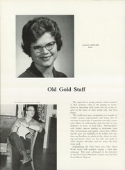 Page 144, 1962 Edition, University of Northern Iowa - Old Gold Yearbook (Cedar Falls, IA) online yearbook collection