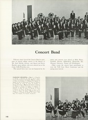 Page 152, 1962 Edition, University of Northern Iowa - Old Gold Yearbook (Cedar Falls, IA) online yearbook collection
