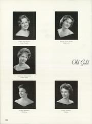 Page 160, 1962 Edition, University of Northern Iowa - Old Gold Yearbook (Cedar Falls, IA) online yearbook collection