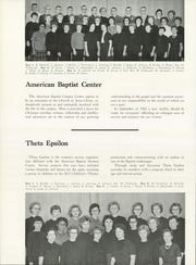 Page 252, 1962 Edition, University of Northern Iowa - Old Gold Yearbook (Cedar Falls, IA) online yearbook collection