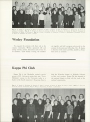 Page 258, 1962 Edition, University of Northern Iowa - Old Gold Yearbook (Cedar Falls, IA) online yearbook collection