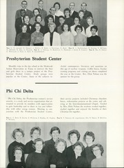 Page 259, 1962 Edition, University of Northern Iowa - Old Gold Yearbook (Cedar Falls, IA) online yearbook collection