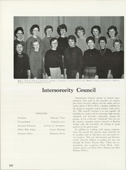 Page 262, 1962 Edition, University of Northern Iowa - Old Gold Yearbook (Cedar Falls, IA) online yearbook collection