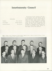 Page 263, 1962 Edition, University of Northern Iowa - Old Gold Yearbook (Cedar Falls, IA) online yearbook collection