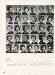 Page 268, 1962 Edition, University of Northern Iowa - Old Gold Yearbook (Cedar Falls, IA) online yearbook collection