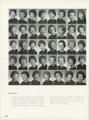 Page 272, 1962 Edition, University of Northern Iowa - Old Gold Yearbook (Cedar Falls, IA) online yearbook collection