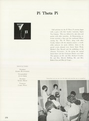 Page 274, 1962 Edition, University of Northern Iowa - Old Gold Yearbook (Cedar Falls, IA) online yearbook collection