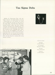 Page 277, 1962 Edition, University of Northern Iowa - Old Gold Yearbook (Cedar Falls, IA) online yearbook collection