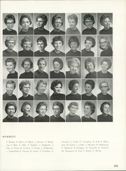 Page 279, 1962 Edition, University of Northern Iowa - Old Gold Yearbook (Cedar Falls, IA) online yearbook collection
