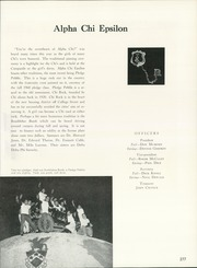 Page 281, 1962 Edition, University of Northern Iowa - Old Gold Yearbook (Cedar Falls, IA) online yearbook collection