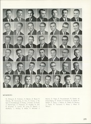 Page 283, 1962 Edition, University of Northern Iowa - Old Gold Yearbook (Cedar Falls, IA) online yearbook collection