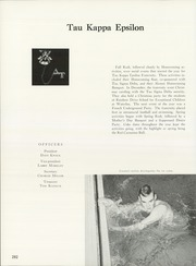 Page 286, 1962 Edition, University of Northern Iowa - Old Gold Yearbook (Cedar Falls, IA) online yearbook collection