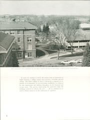 Page 12, 1964 Edition, University of Northern Iowa - Old Gold Yearbook (Cedar Falls, IA) online yearbook collection
