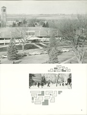 Page 13, 1964 Edition, University of Northern Iowa - Old Gold Yearbook (Cedar Falls, IA) online yearbook collection