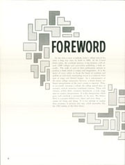 Page 8, 1964 Edition, University of Northern Iowa - Old Gold Yearbook (Cedar Falls, IA) online yearbook collection