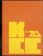 1970 Edition, Kirkwood Community College - Aquilus Yearbook (Cedar Rapids, IA)