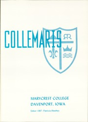 Page 5, 1967 Edition, Marycrest College - Yearbook (Davenport, IA) online yearbook collection