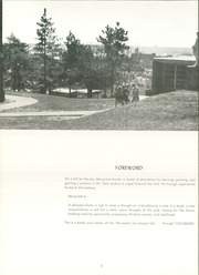Page 6, 1967 Edition, Marycrest College - Yearbook (Davenport, IA) online yearbook collection