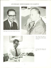 Page 11, 1967 Edition, Saint Ambrose College - Oaks Yearbook (Davenport, IA) online yearbook collection