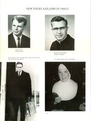 Page 12, 1967 Edition, Saint Ambrose College - Oaks Yearbook (Davenport, IA) online yearbook collection