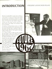 Page 7, 1967 Edition, Saint Ambrose College - Oaks Yearbook (Davenport, IA) online yearbook collection