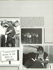 Page 15, 1983 Edition, Saint Ambrose College - Oaks Yearbook (Davenport, IA) online yearbook collection