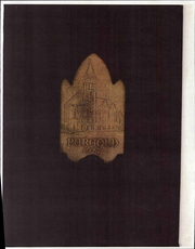 1927 Edition, Loras College - Purgold Yearbook (Dubuque, IA)