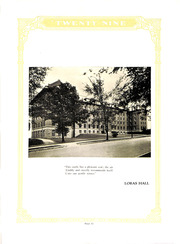 Page 19, 1929 Edition, Loras College - Purgold Yearbook (Dubuque, IA) online yearbook collection