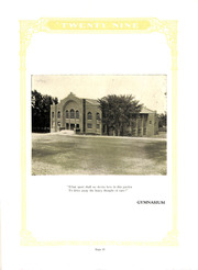 Page 21, 1929 Edition, Loras College - Purgold Yearbook (Dubuque, IA) online yearbook collection