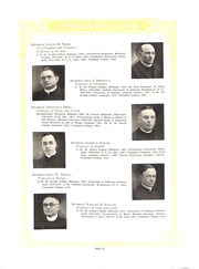 Page 31, 1929 Edition, Loras College - Purgold Yearbook (Dubuque, IA) online yearbook collection