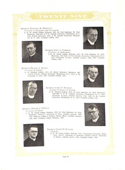 Page 33, 1929 Edition, Loras College - Purgold Yearbook (Dubuque, IA) online yearbook collection