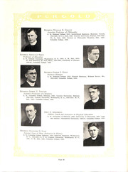 Page 34, 1929 Edition, Loras College - Purgold Yearbook (Dubuque, IA) online yearbook collection