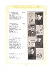 Page 39, 1929 Edition, Loras College - Purgold Yearbook (Dubuque, IA) online yearbook collection