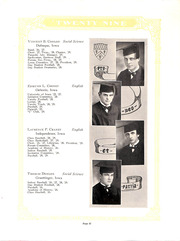Page 41, 1929 Edition, Loras College - Purgold Yearbook (Dubuque, IA) online yearbook collection