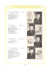 Page 43, 1929 Edition, Loras College - Purgold Yearbook (Dubuque, IA) online yearbook collection