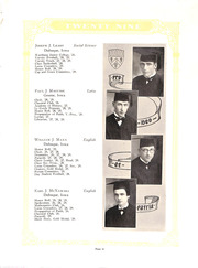 Page 45, 1929 Edition, Loras College - Purgold Yearbook (Dubuque, IA) online yearbook collection